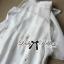 Lady Ribbon Dress เดรสผ้าชีฟองประดับมุกและโบด้านหลัง thumbnail 6