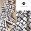 Lady Ribbon Lady Black&White Checkmate Trousers Set thumbnail 9
