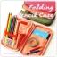 Folding Pencil Case กระเป๋าใส่เครื่องเขียน thumbnail 1