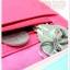 AMI MULTI POUCH กระเป๋าสตางค์ใส่มือถือรุ่นใหญ่ for Galaxy Note2 thumbnail 4