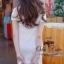 Ivory Knit Mini Dress มินิเดรสไหมพรม สีโทนอ่อน thumbnail 6