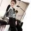 Seoul Secret ชุดเซ็ท เสื้อแขนยาว กางเกงทรงฮาเล็ม thumbnail 8