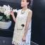 Seoul Secret Whity Layer Lace Dress thumbnail 1