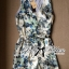 Lady Ribbon Spring Floral Graphic Painting Jumpsuit thumbnail 7