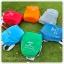 Colorful Simple Backpack กระเป๋าเป้พับได้ thumbnail 2