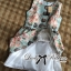 Lady Ribbon Vintage Floral Print Jacquard Mini Dress thumbnail 7