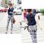 Asos Super Ravishing Paisley Jumpsuit จั๊มสูทขายาวลายเพสลีย์ thumbnail 2