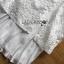 Lady Ribbon Dress เดรสผ้าลูกไม้สุดหรู thumbnail 7