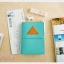 Triangle Humming Passport Case thumbnail 5