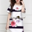 Seoul Secret Stripy Rose Dress thumbnail 3