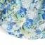 ZARA เสื้อคอจีน ผ้าพิมพ์ลายดอก โทนสีน้ำเงินฟ้า thumbnail 12