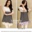 IceVanilla Dress เดรสลาย Shinori แต่งผ้าลูกไม้ thumbnail 4