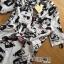 Lady Ribbon Shirt Dress เชิ้ตเดรสพิมพ์ลายดอกชบา thumbnail 4