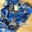 Lady Ribbon Chinoise Floral Printed Sleeveless Shirt Jumpsuit thumbnail 7