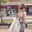 Odee Cutie ชุดเซ็ทเสื้อแขนกุด กระโปรงยาวผ้าชีฟอง thumbnail 7