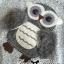 Lady Ribbon Owl Fur Sweater and Flower Embellished Skirt Set thumbnail 7