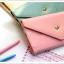 Sweet Letter Wallet Bifold กระเป๋าสตางค์ รุ่น ซองจดหมาย thumbnail 8