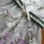 Lady Ribbon Organza Dress เดรสปักลายดอกไม้ thumbnail 8