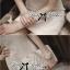 Lady Ribbon เดรสตัดต่อผ้าซีทรู ช่วงอกประดับมุกและดอกไม้สุดหรู thumbnail 7