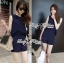 Lady Ribbon Lady Vicky Gorgeous Minimal Chic Jumpsuit thumbnail 2