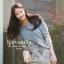Ice Vanilla เสื้อยีนส์ตัวยาวแต่งลายฉลุ ชายระบายลูกไม้ thumbnail 2