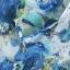 ZARA เสื้อคอจีน ผ้าพิมพ์ลายดอก โทนสีน้ำเงินฟ้า thumbnail 7