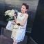 Seoul Secret Whity Layer Lace Dress thumbnail 8