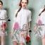 Vivivaa Tropical Embroider Dress thumbnail 3