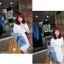 Cherry KOKO Polka Dot Minidress เดรสผ้าชีฟอง ลายจุด thumbnail 4