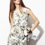 Lady Ribbon Spring Floral Graphic Painting Jumpsuit thumbnail 1