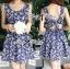Lady Ribbon Sweet Petite Flowery Dress thumbnail 4
