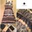 Lady Ribbon Floral Maxi Dress แมกซี่ชีฟองพิมพ์ลายลูกไม้ thumbnail 12