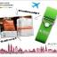 Happy Flight 2 Way Luggage Belt สายรัดกระเป๋าเดินทาง ป้องกันซิปกระเป๋าแตก thumbnail 5