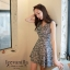 IceVanilla Romantic Ops Sensual Printing Dress thumbnail 1