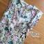 Lady Ribbon Pastel Floral Printed Sleeveless Jumpsuit thumbnail 8