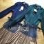 Lady Ribbon Pleated Dress เดรสผ้าจับพลีต thumbnail 9