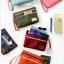 Bank Pouch กระเป๋าใส่สมุดบัญชี , บัตร ATM , เงินสด , ตรายาง thumbnail 20
