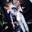 Lady Ribbon เซ็ตเสื้อ กางเกง พิมพ์ลายม้าลาย ดีเทลเก๋ แต่งขนม้าลาย thumbnail 3