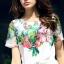 Seoul Secret Zarah Blossom Long Playsuit thumbnail 4