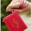 Mini Wallet กระเป๋าสตางค์ใบเล็ก พร้อมสายคล้องคอ thumbnail 4