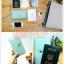 AMI MULTI POUCH กระเป๋าสตางค์ใส่มือถือรุ่นใหญ่ for Galaxy Note2 thumbnail 11