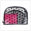 &#x2764️ VS Signature Trio Bag Clear Fishnet Dot thumbnail 1