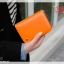 CROWN ZIP AROUND WALLET กระเป๋าสตางค์สั้น รุ่นมีซิป thumbnail 9