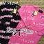 Barbie Girl Sweater Dress เดรสสเวตเตอร์ทอลายสไตล์ Moschino thumbnail 7