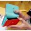 Crown keyring card wallet กระเป๋าใส่กุญแจ thumbnail 19