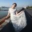 Lady Ribbon Dress เดรสผ้าลูกไม้สไตล์คลาสสิควินเทจ thumbnail 1