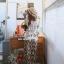 Seoul Secret Set Long Blossom Vintage with Cami Wool Weave thumbnail 4