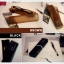 Midori Soft Pen Case กล่องดินสอซิลิโคนใส thumbnail 11