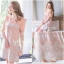 Icevanilla Pastel Sweet Stitching Embroidery Lace Dress thumbnail 4