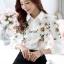 Seoul Secret Yellow Bloom Print Shirt thumbnail 8